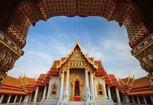 Vẻ đẹp Grand Palace lộng lẫy kiêu sa