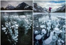 Hồ băng bong bóng Abraham