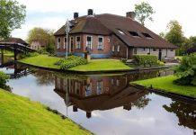 Ngôi làng Giethoorn