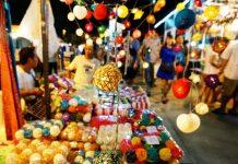Chợ đêm ở Chiang Mai