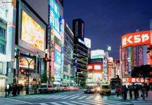 Du lịch Nhật Bản lần đầu