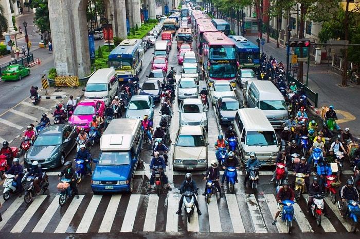 Giao thông ở Thái Lan