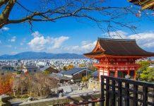 Du lịch Kyoto Nhật bản