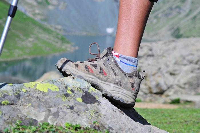 Hãy đi giày thể thao khi du lịch Hà Giang