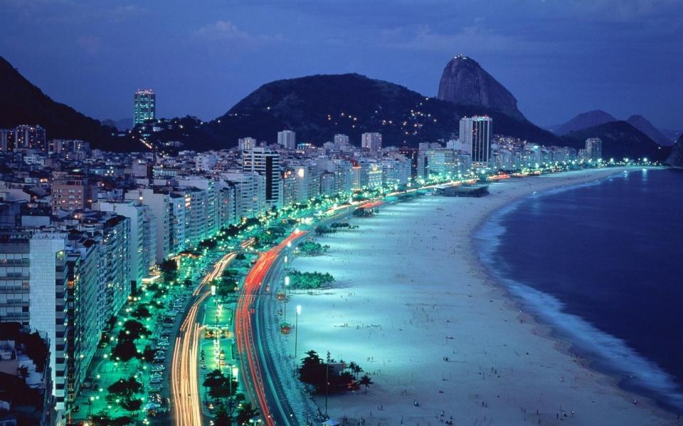 Thành phố Rio nổi tiếng