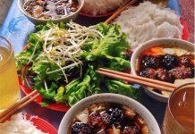 Top 5 quán bún chả Hà Nội ngon nức tiếng gần xa