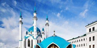 điểm du lịch mùa đông nước Nga