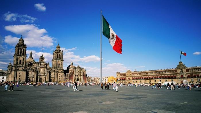 Thời điểm đẹp du lịch Mexico
