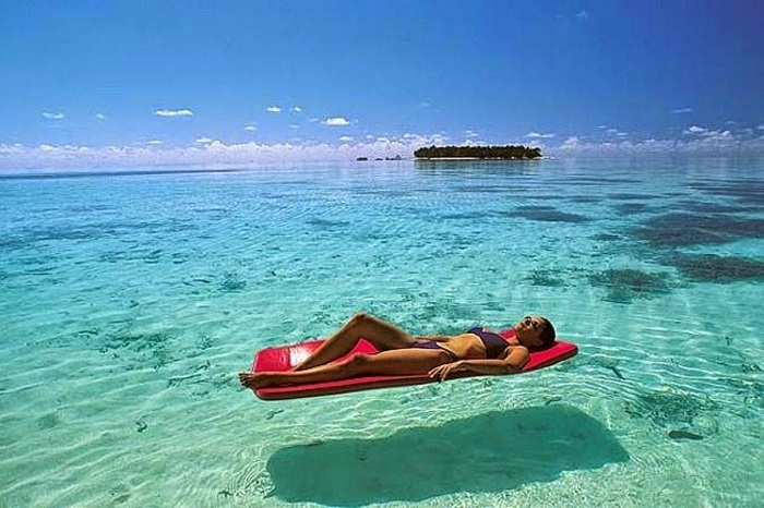 Các hoạt động giải trí ở Maldives
