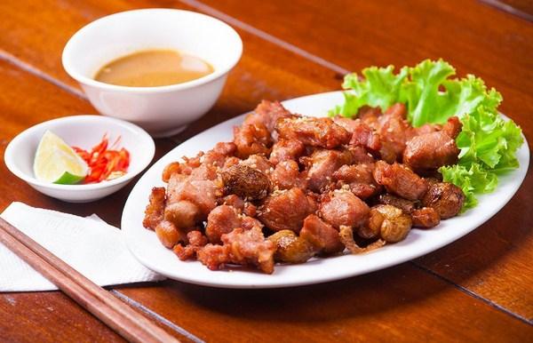 Bê chao Mộc Châu là món ăn vô cùng đặc sắc