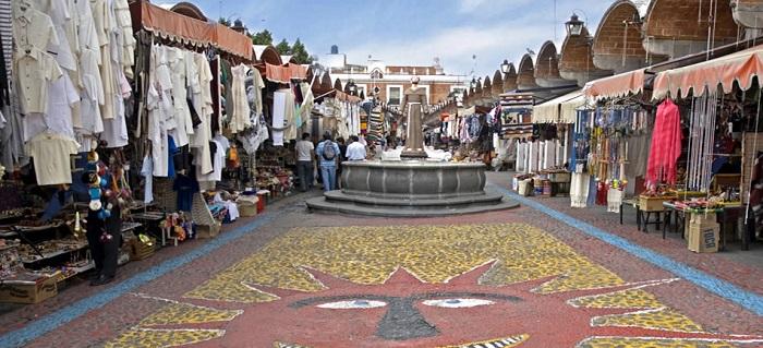 Mua sắm ở Mexico