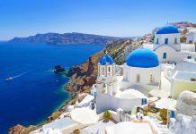 Du lịch Santorini Hy Lạp