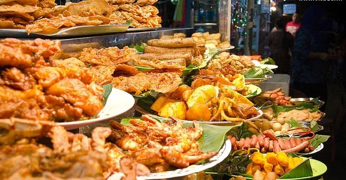 Ẩm thực Manila đa dạng, phong phú
