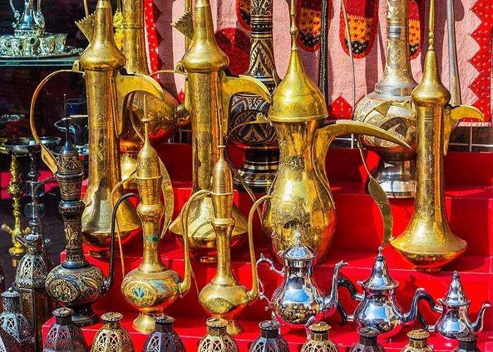 Ấm pha cà phê Ả Rập