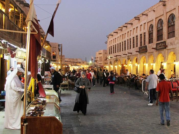 Chợ Souq Waqif