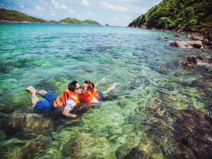 Du lịch Đảo Nam Du - Nơi tình yêu chưa ngỏ