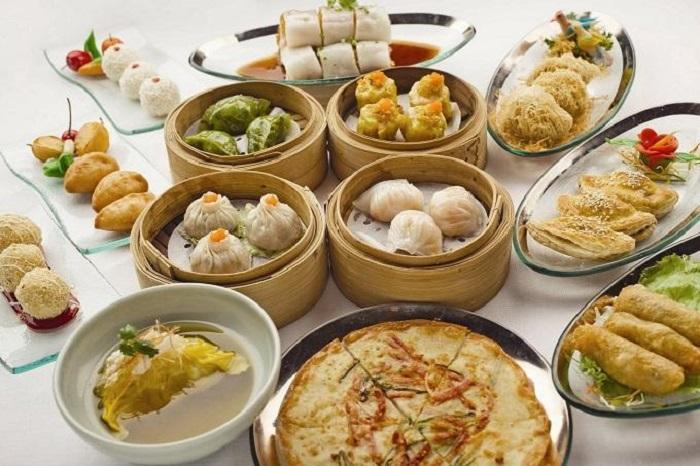 Dimsum là món ăn quốc hồn quốc túy Hồng Kông