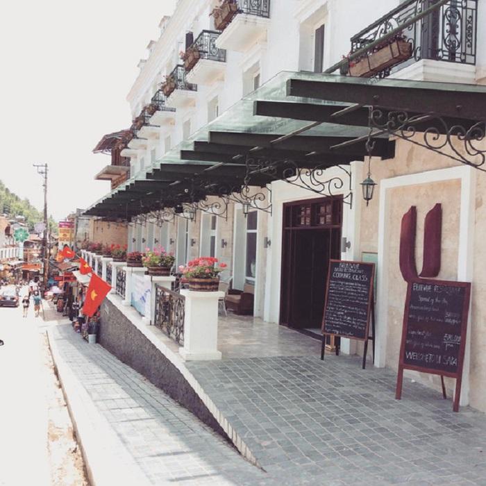 Khách Sạn BB Sapa (Tên cũ U Sapa)