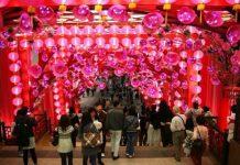 Lễ hội ở Hồng Kông