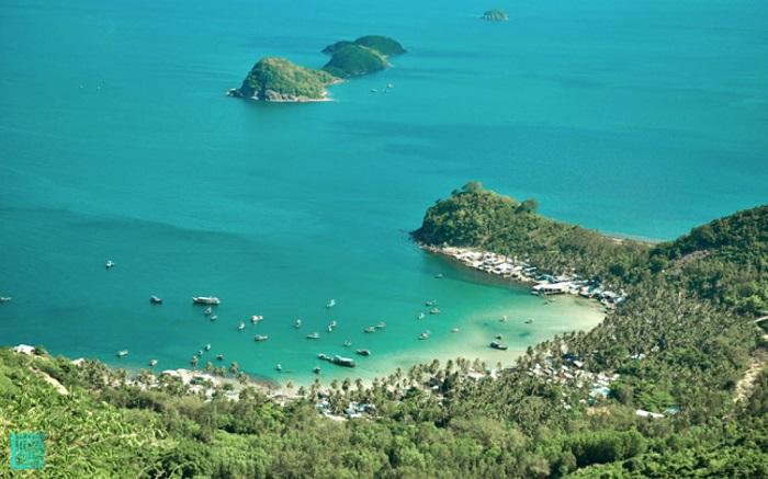 Vẻ đẹp của đảo Nam Du