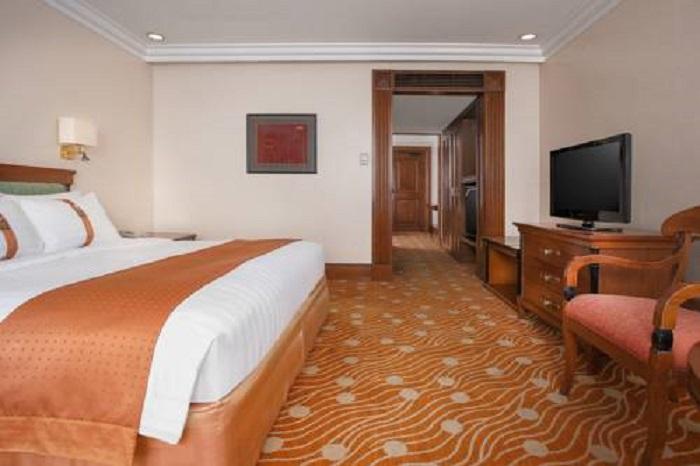 Phòng khách sạn ở Manila