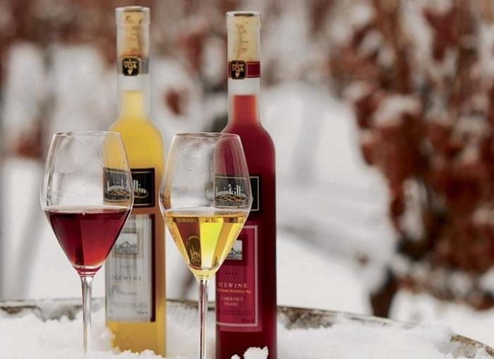 Rượu vang đá