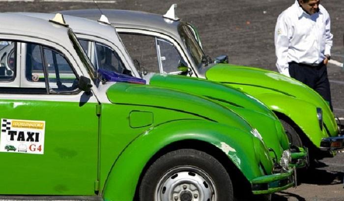 Bạn nên chọn taxi màu xanh khi du lịch Philippines