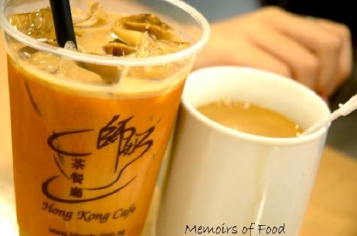 Trà sữa Hồng Kông