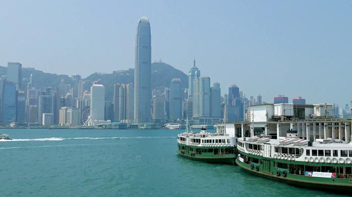 Tsim sha tsui Hồng Kông