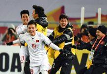 Đi Thường Châu cổ vũ đội tuyển U23 Việt Nam