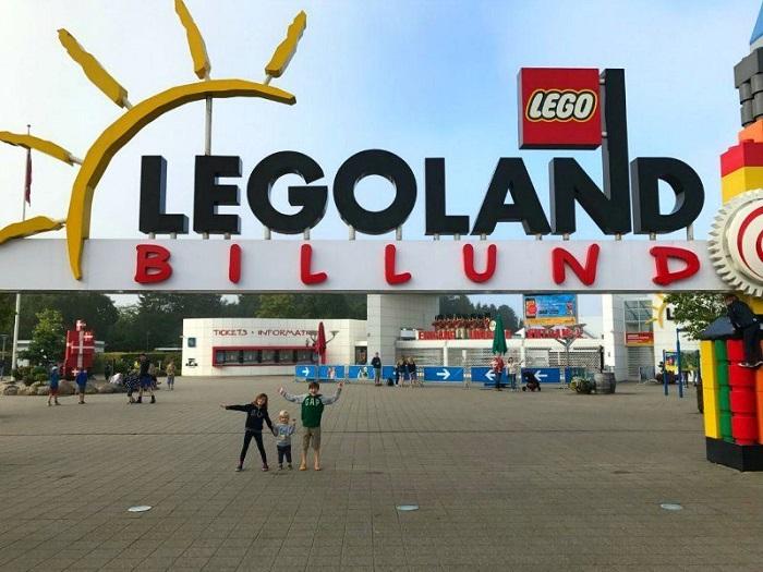 Công viên Legoland Đan Mạch