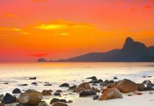 bãi biển côn đảo