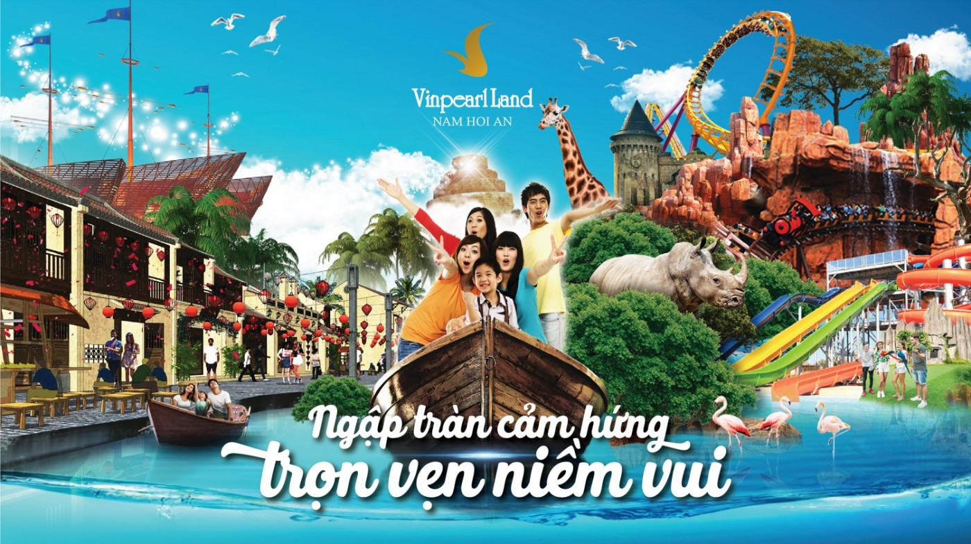 Kết quả hình ảnh cho Tour Vinpearl Nam Hội An (1 ngày)