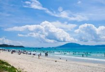 Du lịch biển Hải Hòa - Đảo Mê