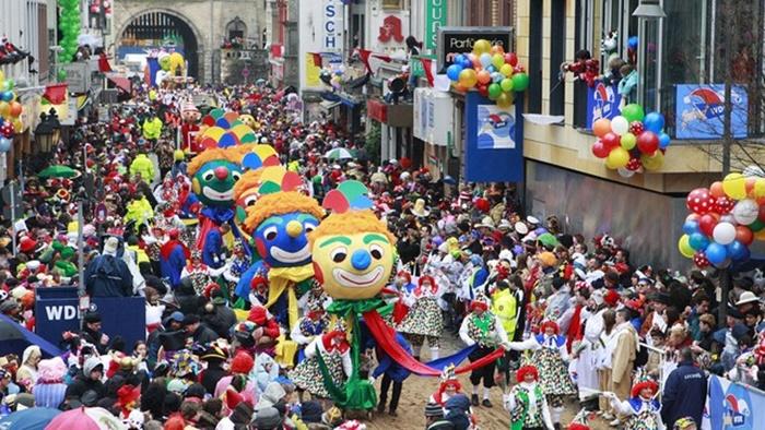 Những lễ hội truyền thống ở Đức độc đáo, kỳ lạ mà bạn không nên bỏ qua