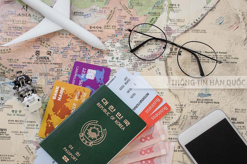 Kết quả hình ảnh cho Visa hàn quốc đi đài loan