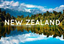 Những địa điểm du lịch nổi tiếng tại New Zealand