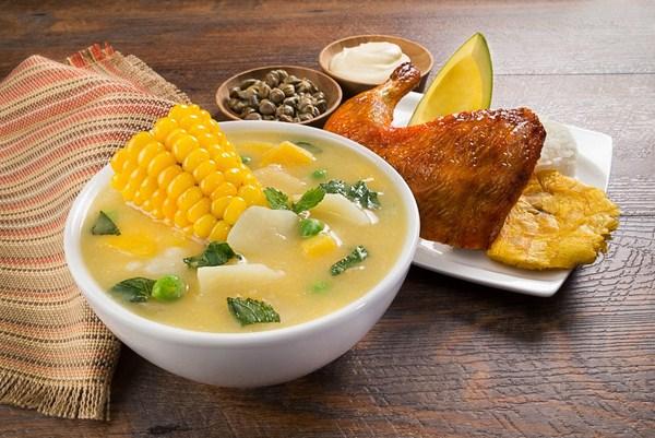Soup Ajiaco