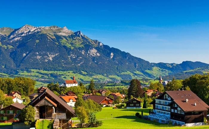 Những điều thú vị về Thụy Sĩ dành cho các bạn đam mê khám phá