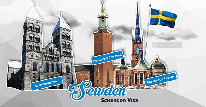 Cầm chắc visa du lịch Thụy Điển trên tay với những kinh nghiệm này