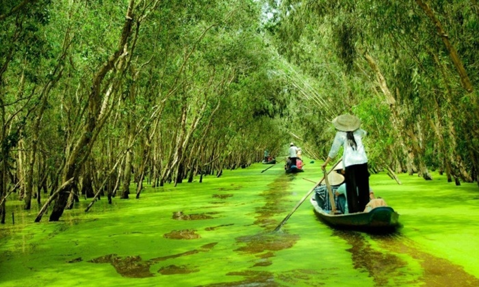 One day tour in Ben Tre