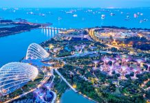 Khám phá vẻ đẹp lộng lẫy của Gardens by The Bay ở Singapore