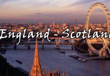 Những địa điểm du lịch Anh – Scotland khiến dân du lịch mê mệt