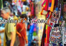 """Những địa điểm mua sắm Thái Lan khiến bạn """"cháy túi"""" quên đường về"""