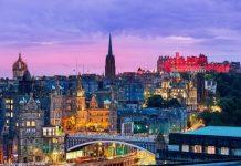 1 ngày ở Edinburgh những kinh nghiệm khám phá rất bổ ích
