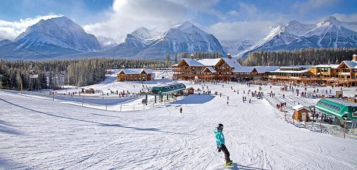 Du lịch Canada mùa đông