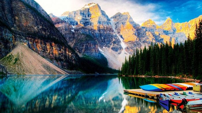 du lịch Canada mùa nào đẹp nhất