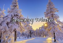 Du lịch Đức mùa đông – Tại sao lại lựa chọn mùa này?