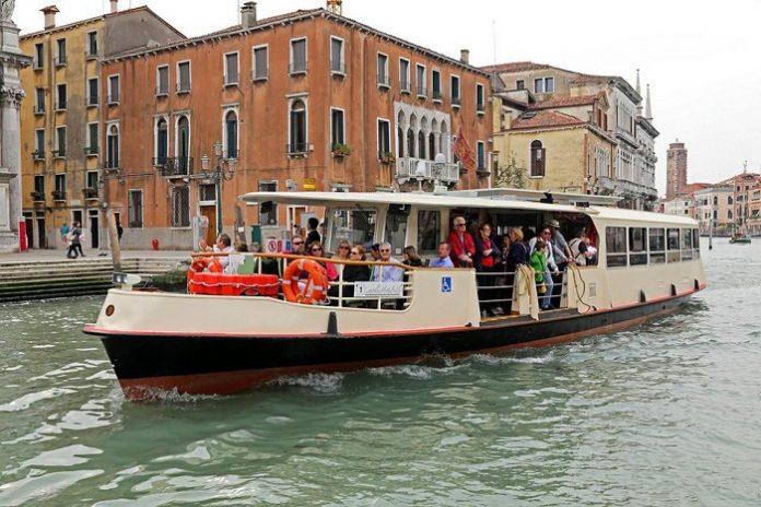 Kinh nghiệm đi lại ở Venice