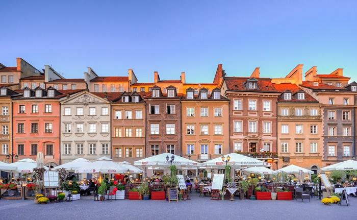 Kinh nghiệm khi đến những địa điểm du lịch ở Ba Lan